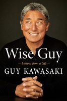 "Cover of ""Wiseguy: Lessons from a Life"" by Guy Kawasaki"